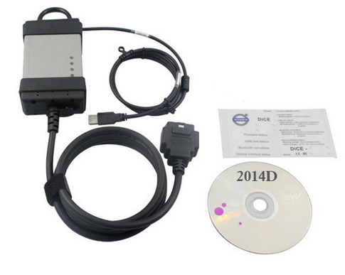Volvo Vida Dice 2014D Diagnostic Tool