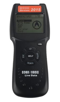 D900 CANBUS OBD2 Code Reader