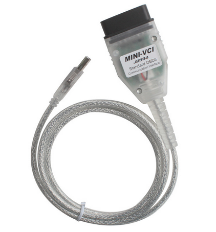 MINI VCI OEM Diagnostic Cable for Toyota