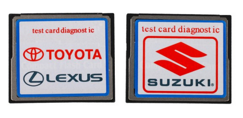 V2015.8 OEM Denso Intelligent Tester IT2 For Toyota And Suzuki With Oscilloscope