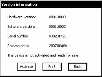 Autoboss v30 elite scanner quick picture operation manual.