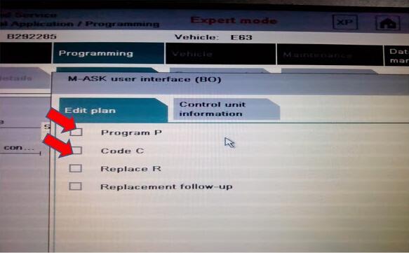 ICOM expert Mode 11