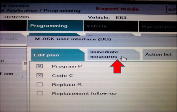 ICOM expert Mode 9
