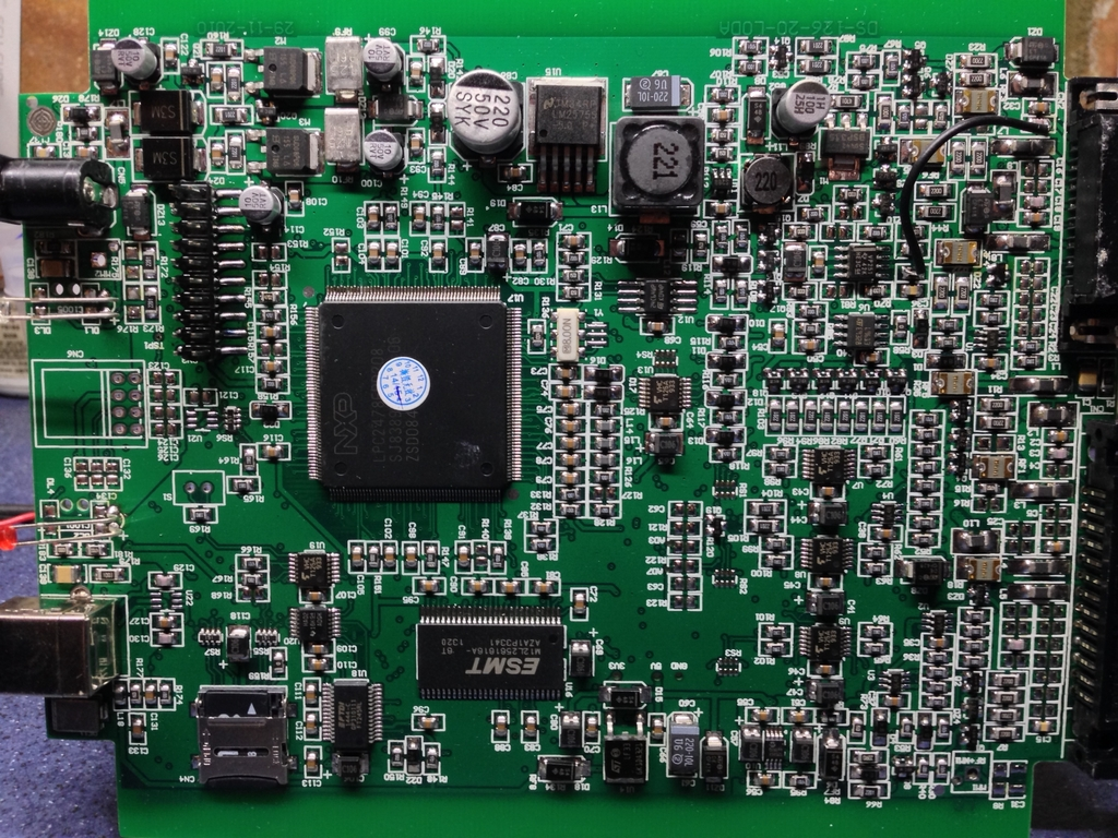 KTAG-v2.13-firmware-6.070-pcb