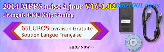 Newest French V16.1.02 for MPPS ECU Chip Tuning Only €42