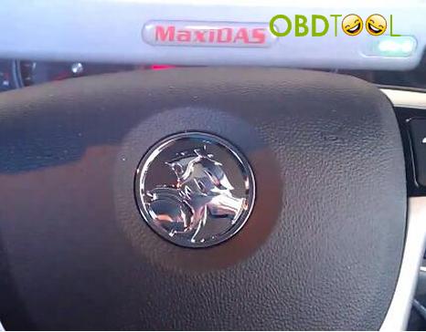 Plug Autel MaxiDAS DS708
