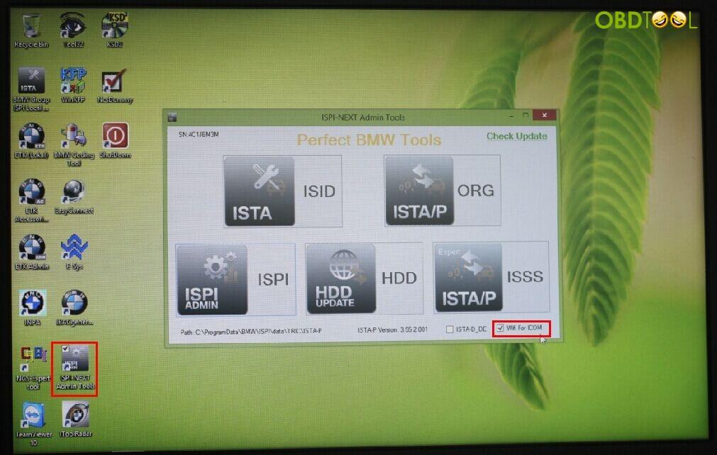 bmw icom a2- wifi setting-3