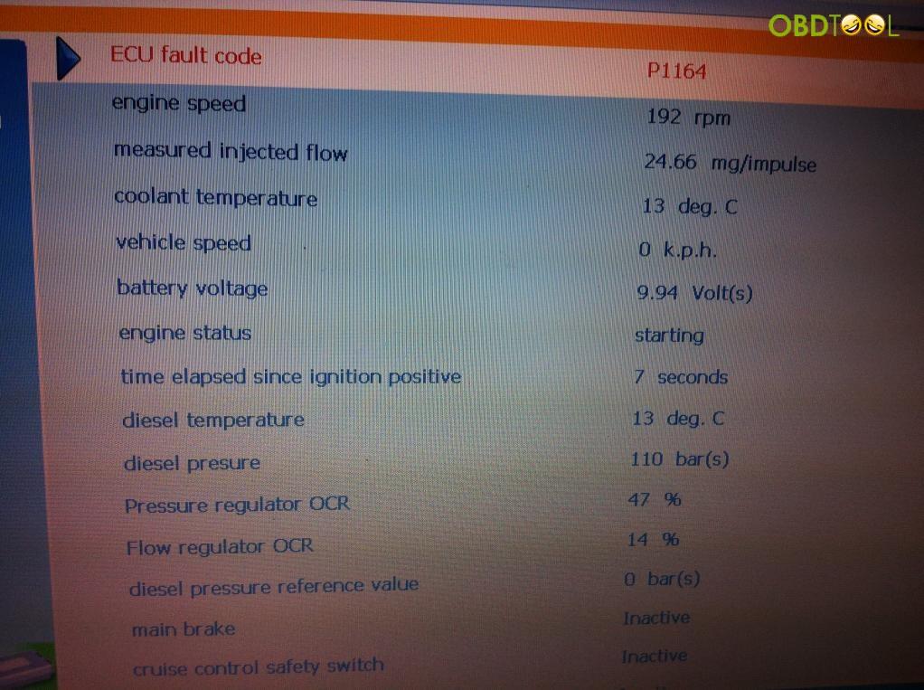 lexia 3 pp2000 faults -4