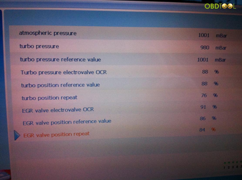 Lexia 3 PP2000 ECU Fault Code P0299 P1351 P1164 P2562(solved