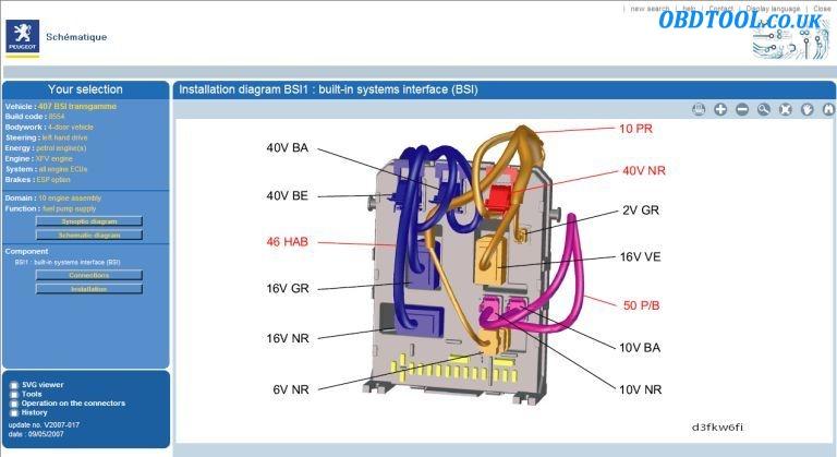 Breathtaking peugeot 206 bsi wiring diagram pictures best image peugeot 307 bsi wiring diagram somurich swarovskicordoba Images