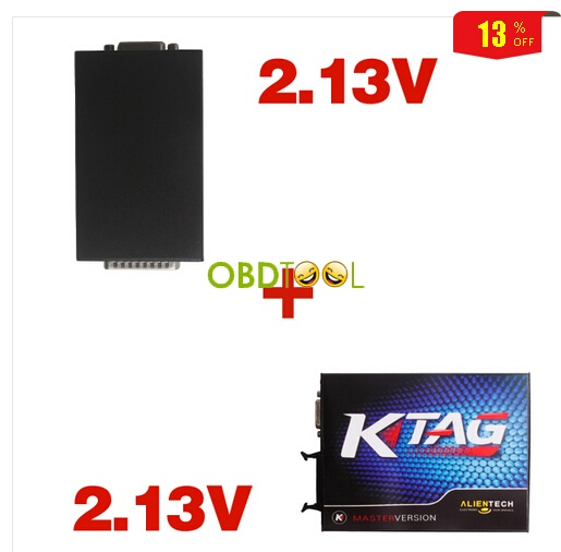 2.13V Ktag Master V6.070 Plus V2.15 Kess V2 Unlimited Token V4.036 with Free ECM TITANIUM V1.61 Software