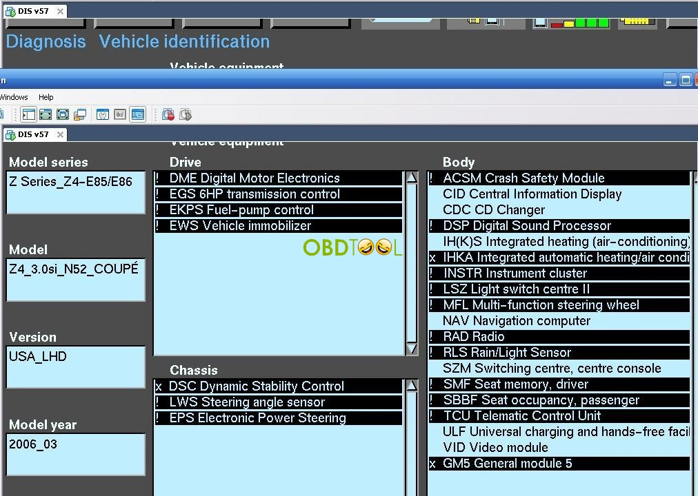 How To Delete Bmw Transport Mode With Dis And Inpa