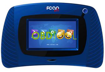 FCAR F101 truck ECU reset tool