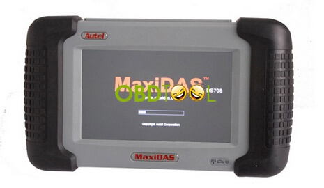 Original Autel MaxiDAS DS708 Wireless Scanner Free Shipping via DHL from UK No Tax