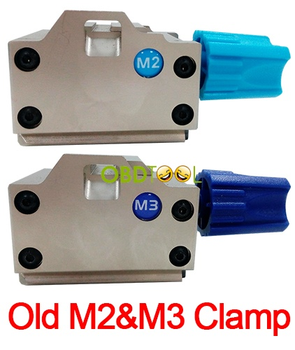 old m2 and m3 clamp