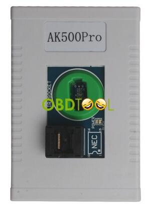 AK500 PRO Benz Key Programmer