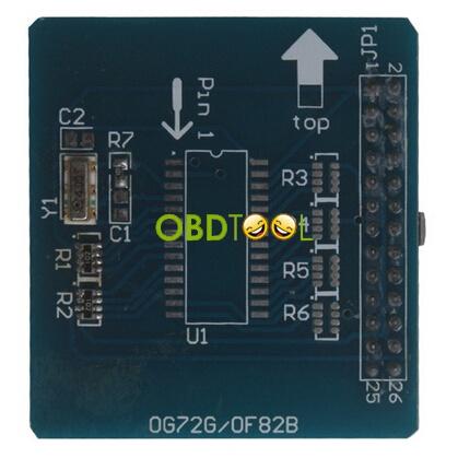 AK500 PRO pc board
