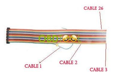 ak500+ cable