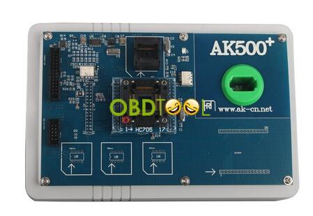 V1.93 MB AK500+ Key Programmer with V1.0.1.2 EIS SKC Calculator
