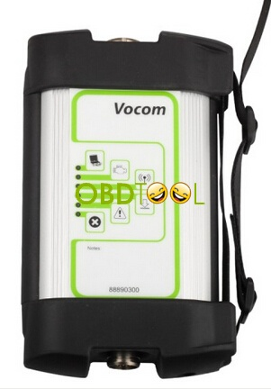 Vocom 88890300 Interface for Volvo Renault