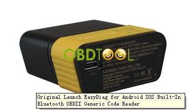Original Launch X431 EasyDiag