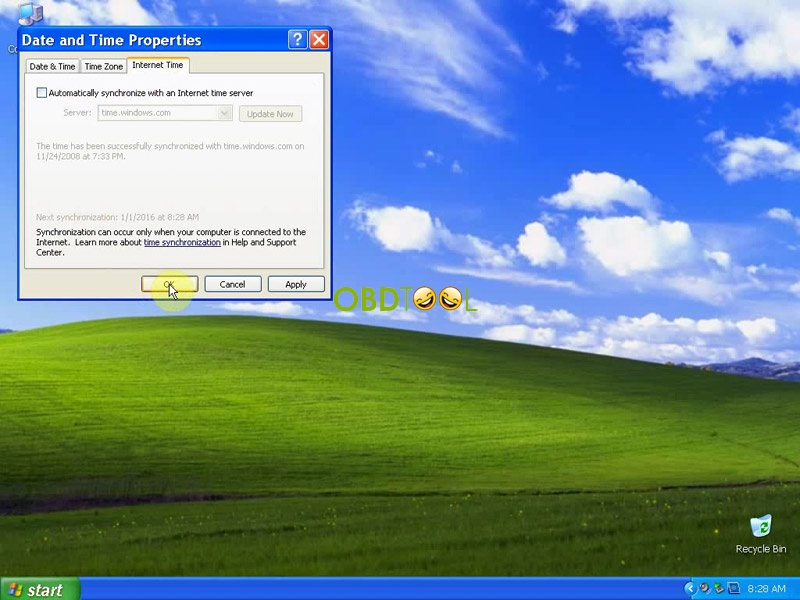 vxdiag-ford-v98-install-on-vmware-date-and-time-01