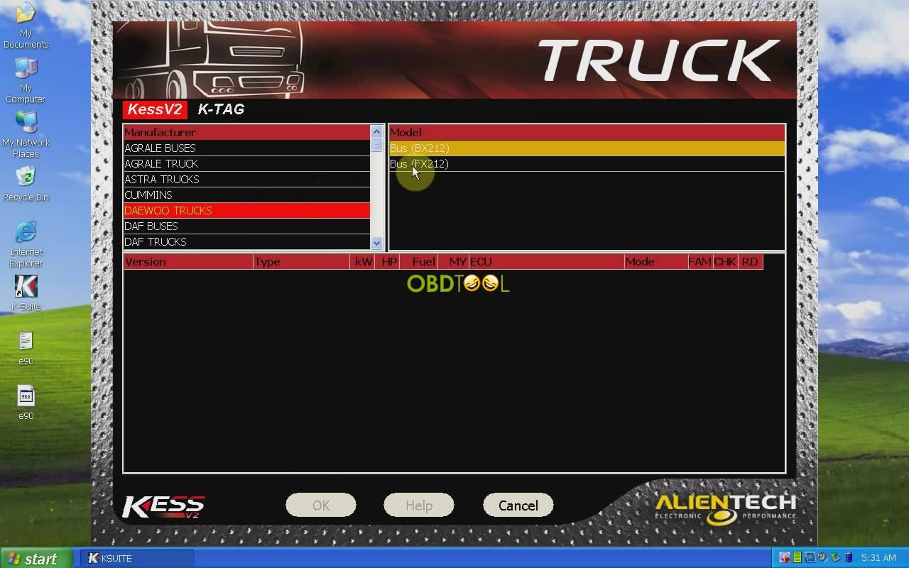 DAEWOO trucks-22