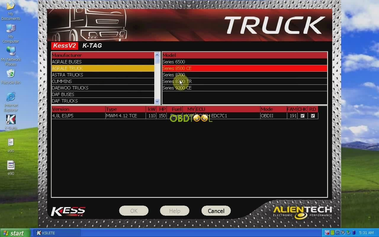 KESS V2 V4.036 truck-18