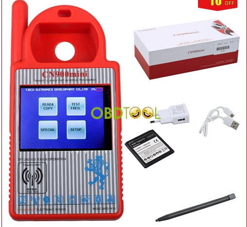 Smart CN900 Mini Transponder Key Programmer-2