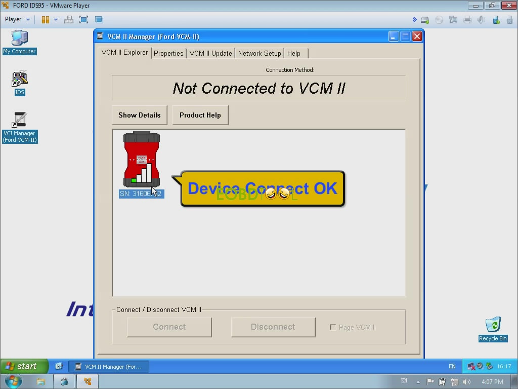 VXDIAG-NANO-V100.03-device-connect-ok-Part2-Step2