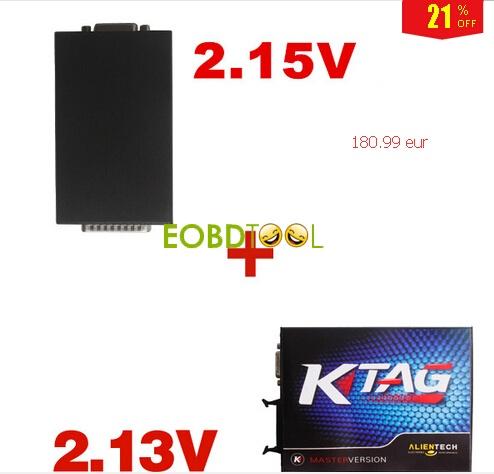 2.13V Ktag Master V6.070 Plus V2.22 Kess V2 Unlimited Token V4.036 with Free ECM TITANIUM V1.61 Software