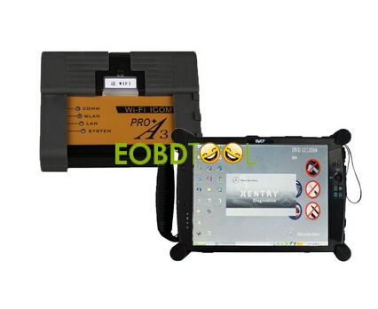 BMW ICOM A3 Pro+ Plus EVG 7 Laptop