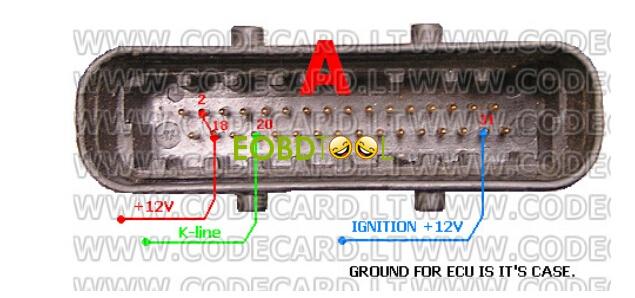 DELCO PETROL HSFI - C ECU-2