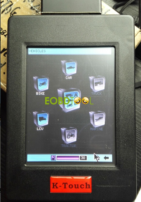 K-Touch-ECU -programmer
