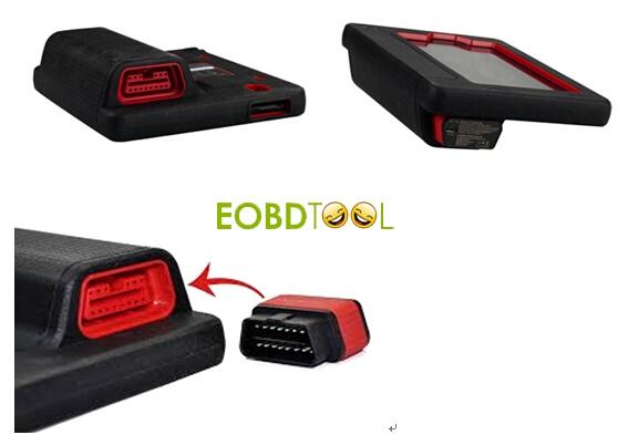 LAUNCH X431 V DBS Car connector ports