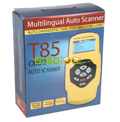 QUICKLYNKS T85 Auto Scanner