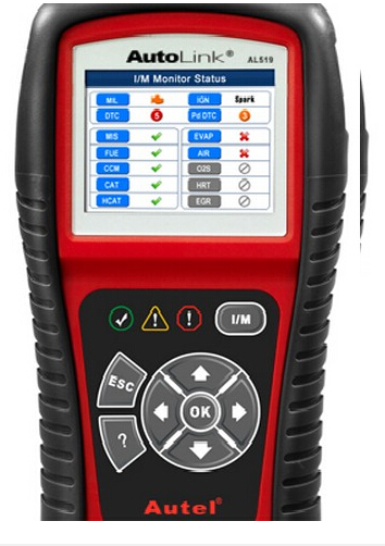 Autel AutoLink AL519 Scan Tool