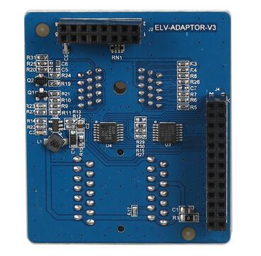 VVDI MB BGA NEC ELV Adaptor-2