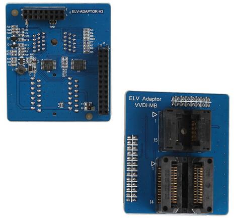 VVDI MB BGA NEC ELV Adaptor-4