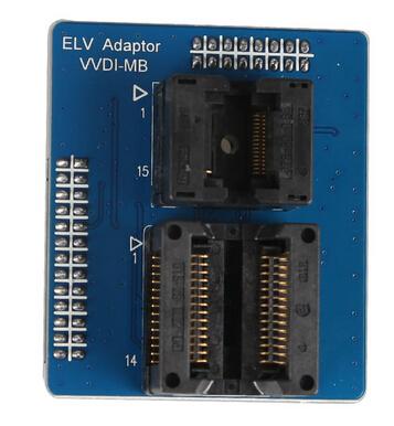 VVDI MB BGA NEC ELV Adaptor