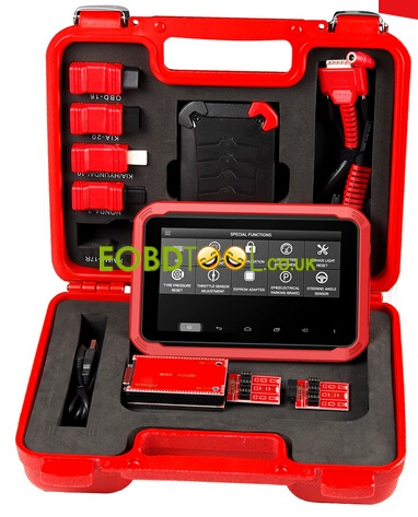 XTOOL X-100 X100 PAD Tablet Key Programmer
