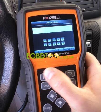 Foxwell-NT500-reset-SKODA-service-light-6