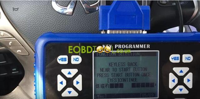 Superobd-SKP900-make-Ifiniti-smart-key-7
