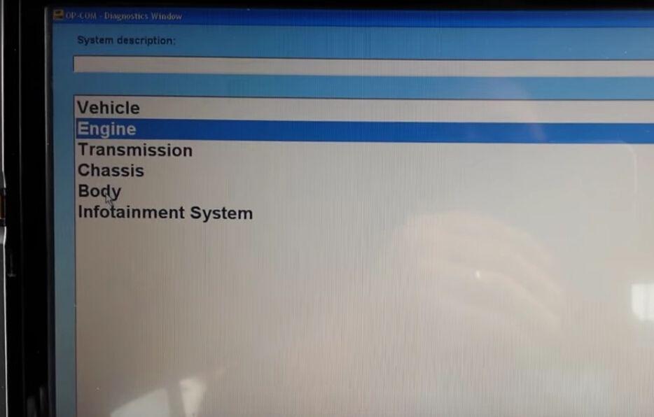 OPCOM OP-COM Reset and Reprogram ECU Guide for Vauxhall Astra H