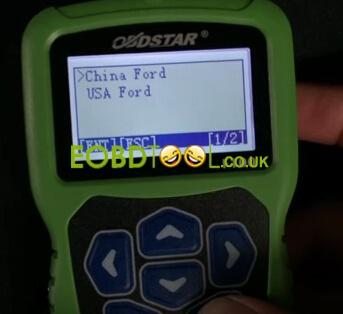 obdstar-f100-program-ford-ranger-tp33-6e-chip-key-4