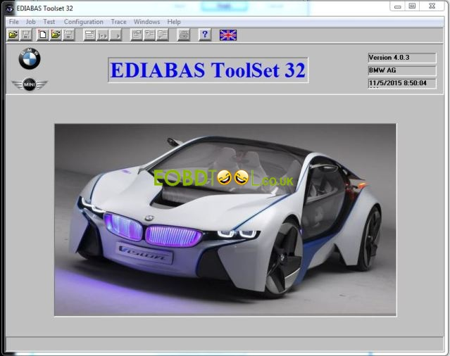 Full download BMW INPA EDIABAS NCS Expert WinKFP BMW Coding