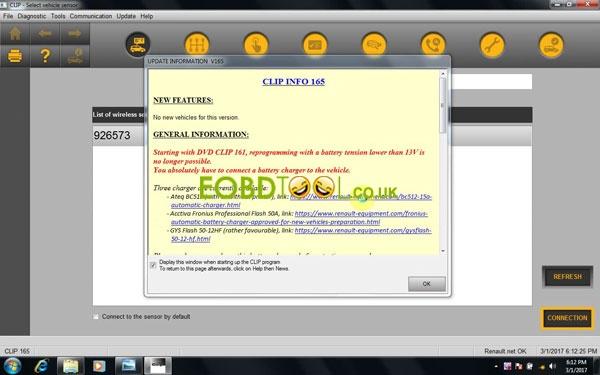 logiciel can clip renault gratuit v160