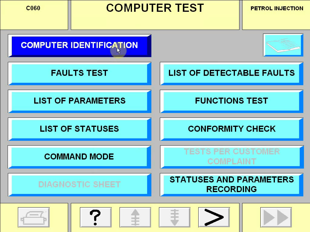Download software to read Renault pin code, add new key