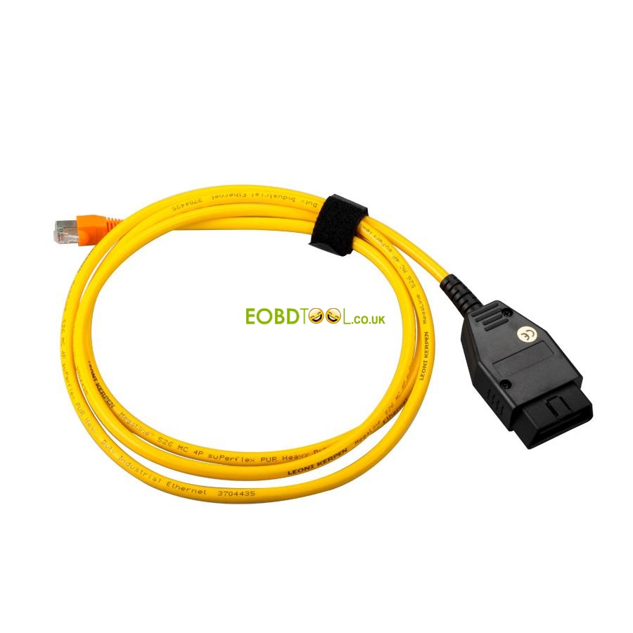 How to Choose The Best BMW ENET Cable for BMW DIY Coding? | EOBDTOOL