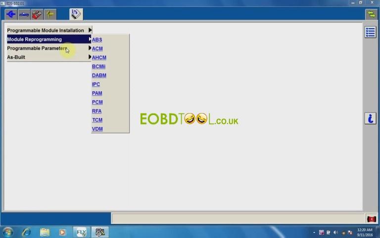 Mazda IDS V104 Ford IDS V105 01 Free Download (Key & module